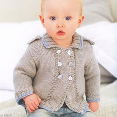 Lana Rico Design - Layette Baby classic dk - 50 gr - 41 coloris - Fotografía n°3 Rico Design, Lana, Pullover, Knitting, Classic, Sweaters, Fashion, Beautiful Things, Tejidos