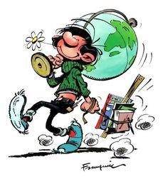 Gaston, Cartoons, Twitter, Caricatures, Comic, Amigos, Drawing Drawing, Cartoon, Cartoon Movies