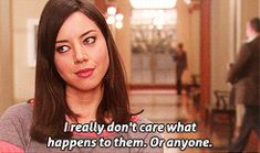 Pin for Later: 24 Things April Ludgate Has Hated on Parks and Recreation Everyone