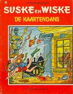 Suske en Wiske no. 101 - De kaartendans door Willy Vandersteen (Standaard uitgeverij)