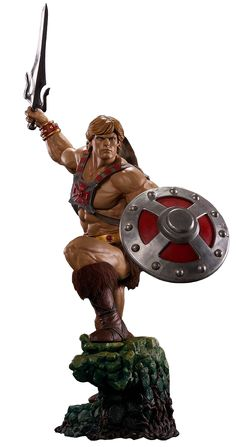 Masters of the Universe: He-Man 1/4 Scale Statue