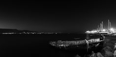 Tight To The Rock - #corfu #corfuisland  #kerkyraisland #kerkyra #ionio #ionianislands #greece #greeceislands #stylianos_photography  #travel #traveller #travelling #traveling #tourism #tourist #landscape #landscapes #photography #photographer #sea #sky #sunset #sunsetcolors #rock #Mountain #Shipwreck #sea #blackwhite #black&white #blackandwhitephotography