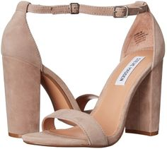 Get Your Block Heel Groove on in Steve Madden's 'Carrson' Sandals