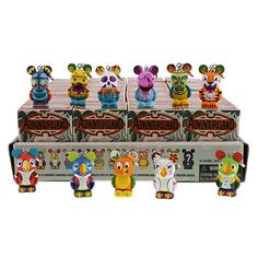 New Adventureland Jr. Vinylmation Series to be released Aug. 7 - Vinylmation World