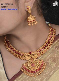 Jewelry Design Earrings, Gold Earrings Designs, Necklace Designs, Jewelry Sets, Gold Designs, Jewelry Logo, Silver Earrings, 1 Gram Gold Jewellery, Handmade Jewellery