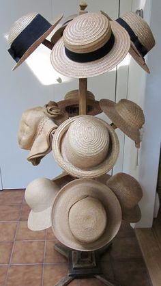 For hat lovers like me!
