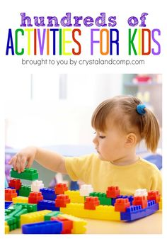 hundreds of activities for kids
