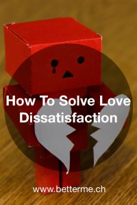 Do you easily get bored in love? Read this article that gives you exercises to get out of your love dissatisfaction!