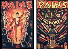 Vintage Fireworks, Fireworks Art, Standard Fireworks, Firecracker, Wedding Humor, Animal Design, Fourth Of July, Vintage Posters, Retro