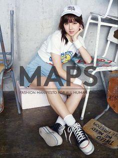 Yerin for MAPS Magazine