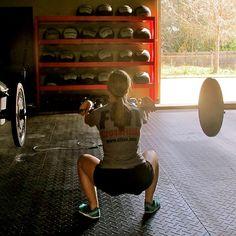 Front squats.. gotta luv em