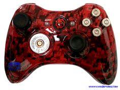 KwikBoy Modz - Arbiter Modded Gears Of War Xbox 360 Controller, $182.99 (http://www.kwikboymodz.com/arbiter-modded-gears-of-war-xbox-360-controller/)