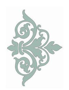 Printable Stencil Patterns, Stencil Templates, Templates Printable Free, Stencil Designs, Printables, Damask Stencil, Stencil Diy, Stencil Painting, Stenciling