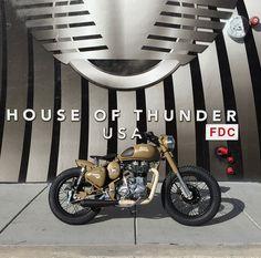 2015 #RoyalEnfield - $6500 - #HOTUSA #bikerental #bikesales #bikerepair #miami #SoBe - http://houseofthunderusa.com