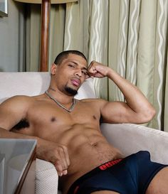 Showcasing big dicks of all kinds, fine dudes and sexy straight, gay and bi sex pics, get off on it all! Just Beautiful Men, Gorgeous Black Men, Beautiful Men Faces, Beautiful People, Gays Sexy, Sexy Gay Men, Hot Black Guys, Hot Guys, Big Black