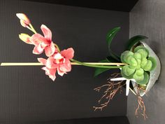 """Orchid Collection  No.3 """"By the Shore""""  Design by Christian Rebollo 2013"""