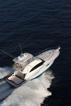 Bertram 54 #luxury #sportfishing #yacht #bertram