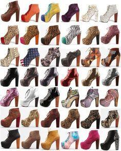 Lita Shoes on Pinterest | 207 Pins