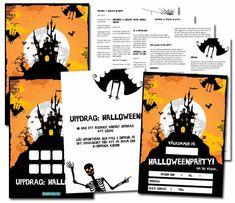 Tips till barnens halloweenfest! Halloween 2019, Grape Vines, Comic Books, Escape Games, Escape Room, Tips, Velvet, Poster, Vineyard Vines