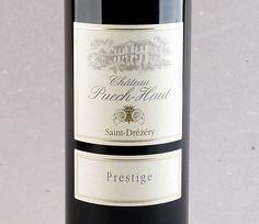 Representando um Novo-Velho Mundo: Château Puech-Haut Le Prestige #vinho #languedoc #grenache #syrah #robertparker