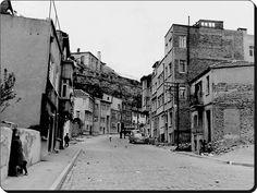 Sultanahmet/ Aksakal sokagi, 1967