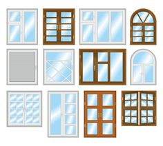18 Diffe Types Of Windows House Window Styles