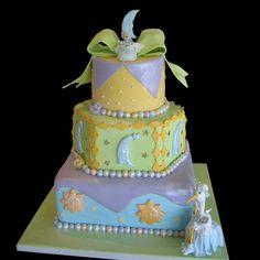 Baby Shower Bedtime Theme Cake