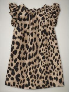 Gap leopard print bubble dress, y'all know I have a thing for animal prints, $34.95