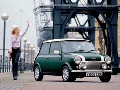 I AM ROSE JOHNSTON AND THIS HAS BEEN MY DREAM CAR SINCE THE AGE OF EIGHT IN THE SUMMER; BRISBANE, AUSTRALIA.