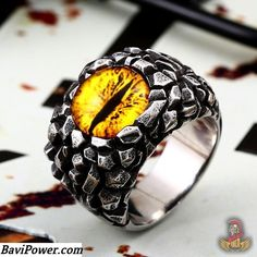 Stainless steel Vintage Retrol jewelry Evil Eye Charm ring mens rock ring wholesal christmas Gift - Men's style, accessories, mens fashion trends 2020 Natural Emerald Rings, Emerald Ring Gold, Jewelry Rings, Fine Jewelry, Silver Jewelry, Coral Jewelry, Amber Jewelry, Vintage Jewelry, Rock Rings