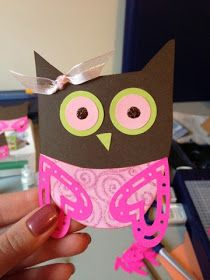 Creative Creations: Owl Themed First Birthday Party