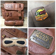 Loungefly - SDCC 2016 Rey cosplay bag