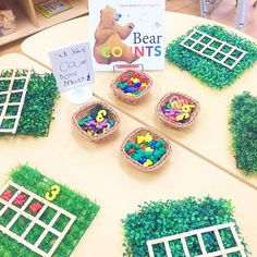 Our youngest learners enjoyed counting and exploring our colourful bears and numbers. #kindiekorner #kindergarten #iteachk #iteachtoo #teachersofinstagram #welcometokindergarten #numbers #explore #teachersfollowteachers