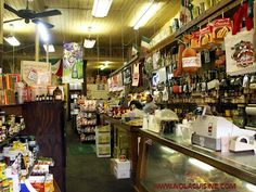 Central Grocery in New Orleans - said to be the place where muffalettas were first conceived - theirs are awesome!