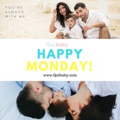 It's Monday again Qulbabies. Thanks a lot for making our Product Launch week a success. Thanks a lot for your support! Monday Again, It's Monday, Happy Monday Images, Product Launch, Thankful, Success, Babies, Babys, Baby