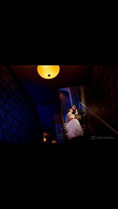 Stefanie & Stephen Kluserits Wedding at the Bow Valley Ranche Restaurant. Photo Credit @crushphotography #yycwedding #yycrestaurant