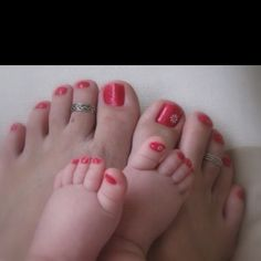 Definitely painting my little girls toes!