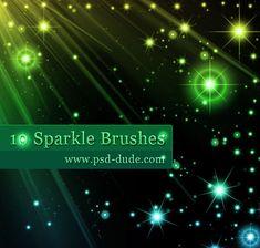 Sparkle Brushes