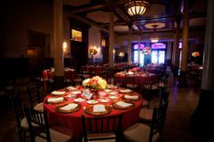 Driskill Wedding: Photo Courtesy of Creative Consultants
