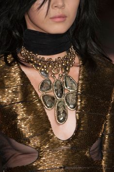 Tom Ford at London Spring 2015 (Details)