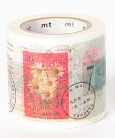 Look at this Postage Washi Tape on #zulily today!
