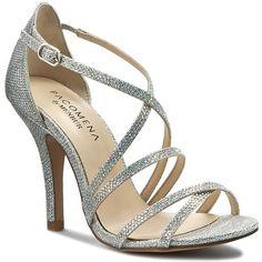 Sandály MENBUR - PACOMENA 07015 Plata/Silver 0009 Liu Jo, Furla, Shoe Boots, Shoes, Clarks, Lacoste, Accessories, Campaign, Facebook