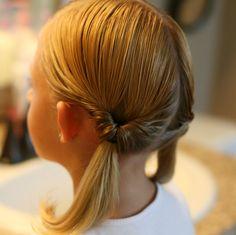 10 makkelijke kapsels voor je dochter
