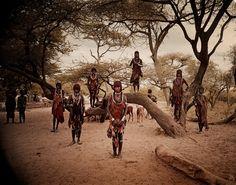 �Before they pass away�: Retratando tribus en peligro de extinci�n