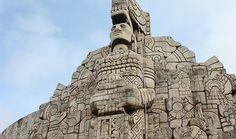 ✓ Bucket List #54: Visit the culture statue of Merida