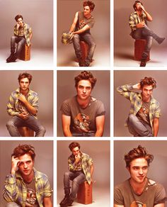"Robert Pattinson photographed by Theo Wenner in a photo shoot for ""US Weekly"" magazine july 2009......"