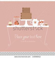 Desserts Vector Stock Photos, Desserts Vector Stock Photography, Desserts Vector Stock Images : Shutterstock.com