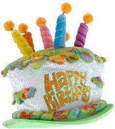 Elope Birthday Cake Rainbow $16.99