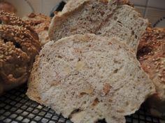 Una deliciosa receta de Pan de centeno (integral o blanco) para #Mycook http://www.mycook.es/receta/pan-de-centeno/