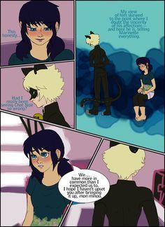 Page 2-36 Original story by Kurohaha and Sairenharia Miraculous Ladybug copyright to Thomas Austruc & Zagtoon Page 02-35 Page 02-37